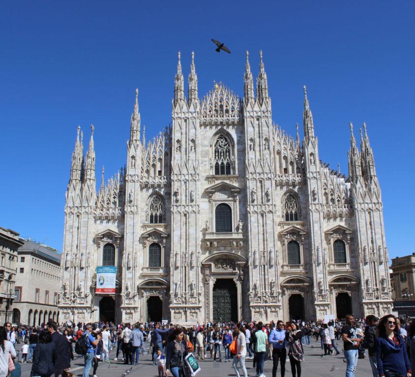 Top 10 Sehenswürdigkeiten in Mailand